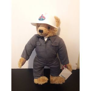 "AMOCO 1999 "" INDIANA "" Collectible Bear"